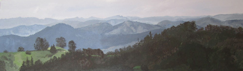 Photographic art prints of New Zealand landscapes 'New Zealand' Ruth Dempsey